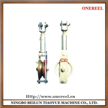 miniature pulley block with favorable price